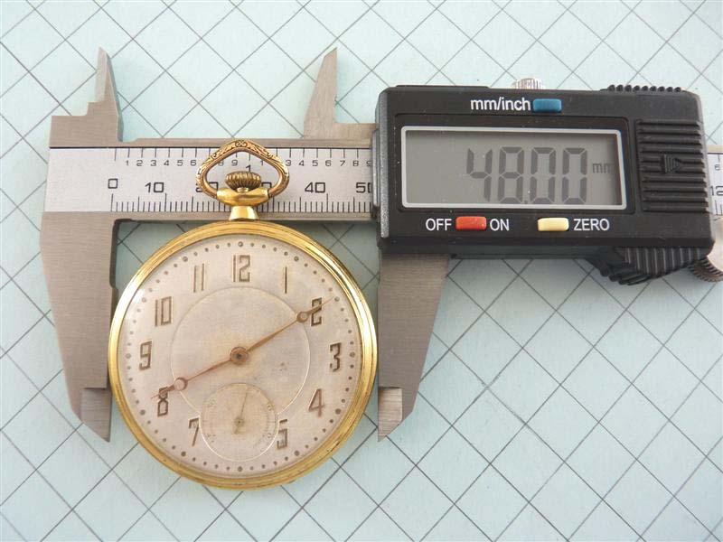 diametro orologio